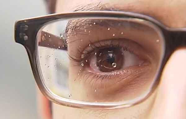 Lunettes de vue pour corriger la myopie