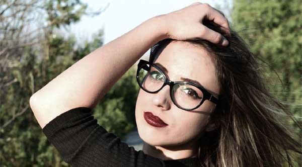 Myope lunettes